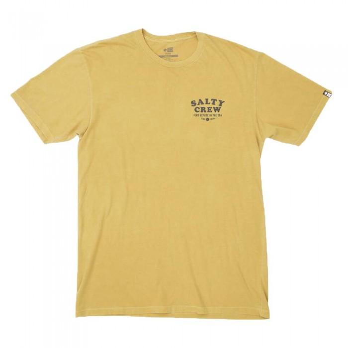 [해외]SALTY CREW Inlet Overdyed Premium 8137984646 Gold