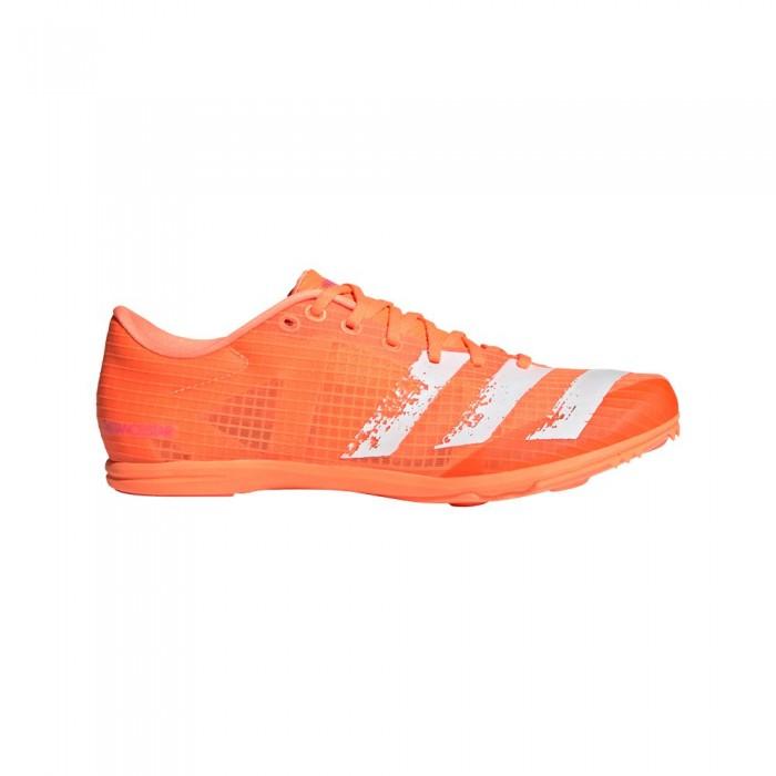 [해외]아디다스 Distancestar W 6137892183 Screaming Orange / Ftwr White / Screaming Pink