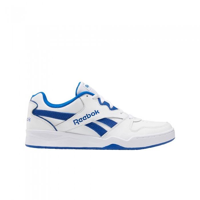 [해외]리복 Royal BB4500 Low2 6137917601 White / Vector Blue / White