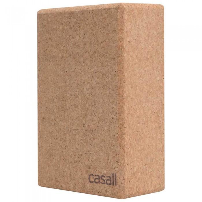 [해외]카살 PRF Yoga block cork 7137454469 Natural Cork