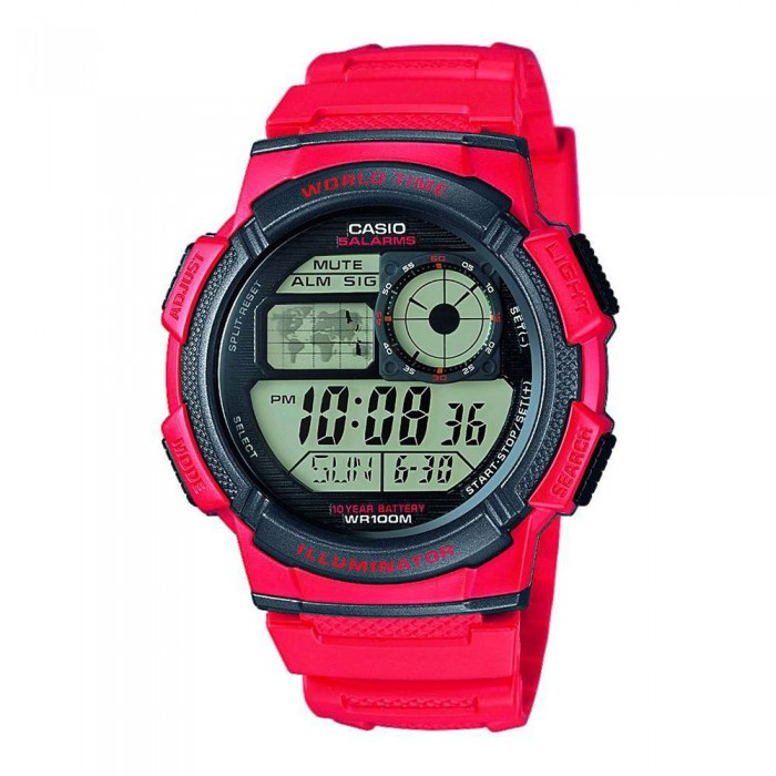 [해외]카시오 AE-1000W 6136828071 Red