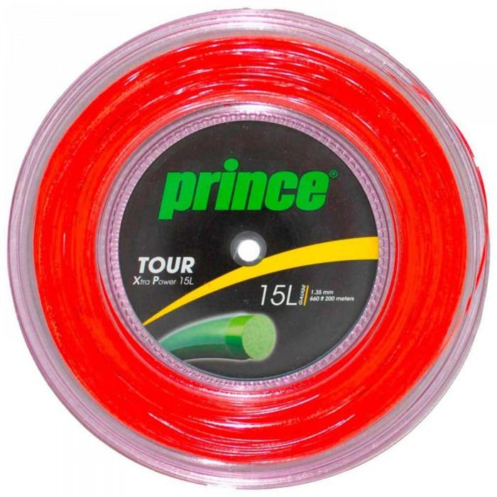 [해외]PRINCE Tour Xtra Power 200 m 12136996803 Red