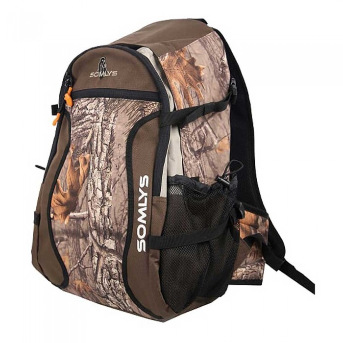 [해외]SOMLYS Fire Luxe Backpack 8137814928 Camo Orange