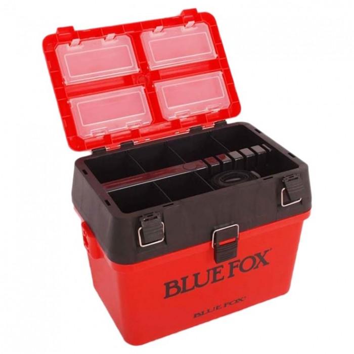 [해외]BLUE FOX Fishing Box 8136637779 Red