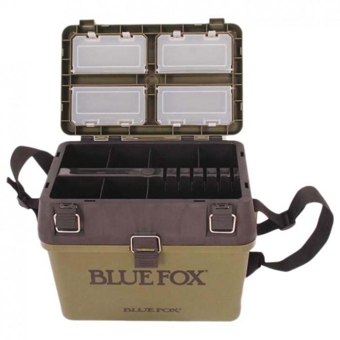 [해외]BLUE FOX Fishing Box 8136637780 Green / Black