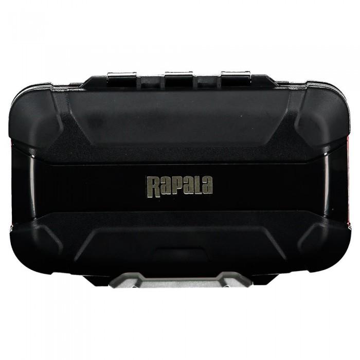 [해외]RAPALA Utility Box Medium 8137754740 Black