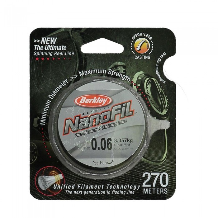[해외]BERKLEY Nanofil 270 m 829839 White