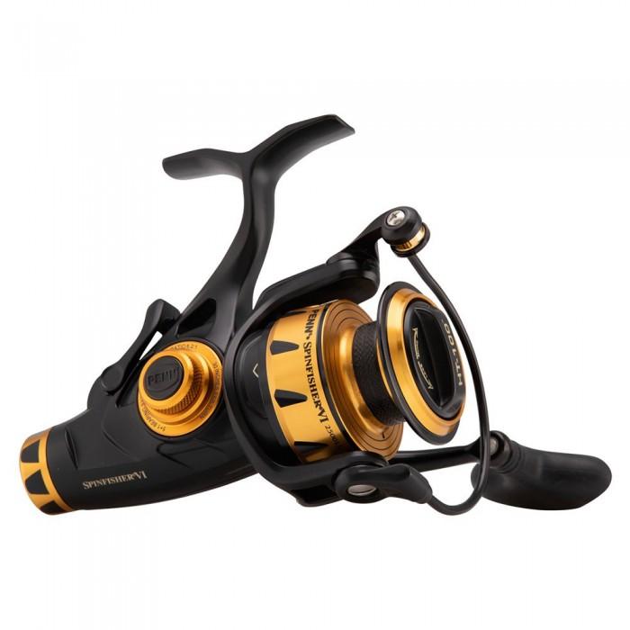 [해외]PENN Spinfisher VI Live Liner 8137824610 Black / Gold