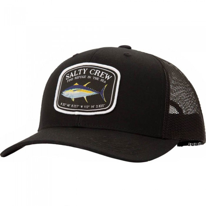 [해외]SALTY CREW Pacific Retro Trucker 8137984422 Black