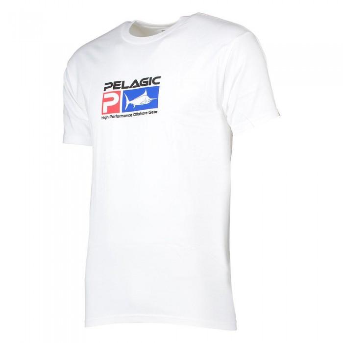 [해외]PELAGIC Deluxe Logo 8136791748 White