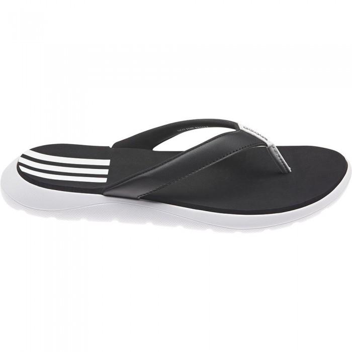 [해외]아디다스 Comfort Flip Flops 6137891937 Ftwr White / Core Black / Ftwr White