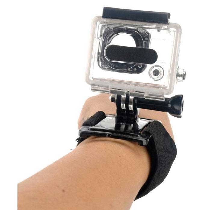 [해외]KSIX Wrist Support for GoPro And Sport Cameras 6135889492 Black