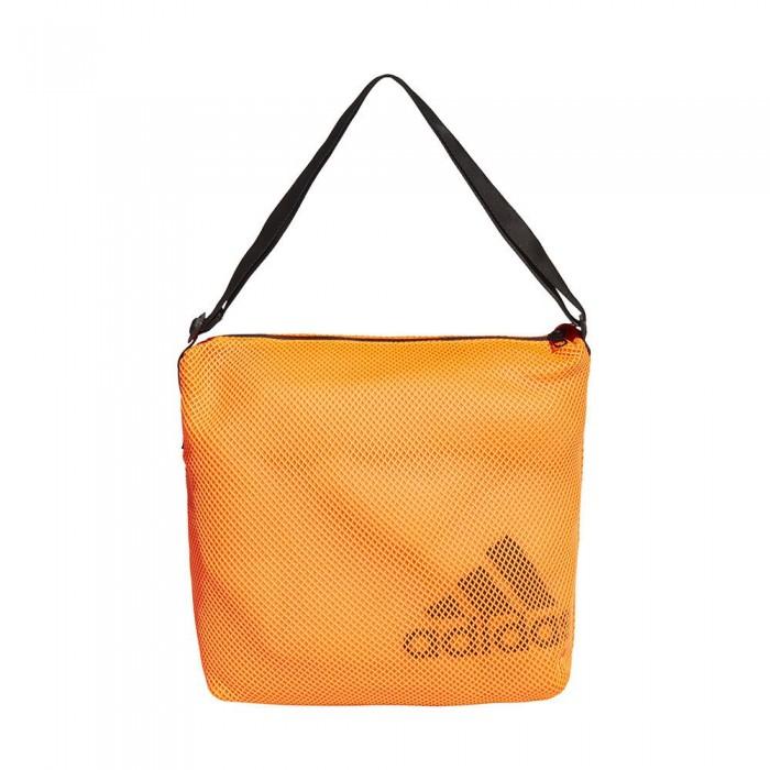 [해외]아디다스 Mesh Carryall Tote 22.5L 6137894625 Screaming Orange / Black