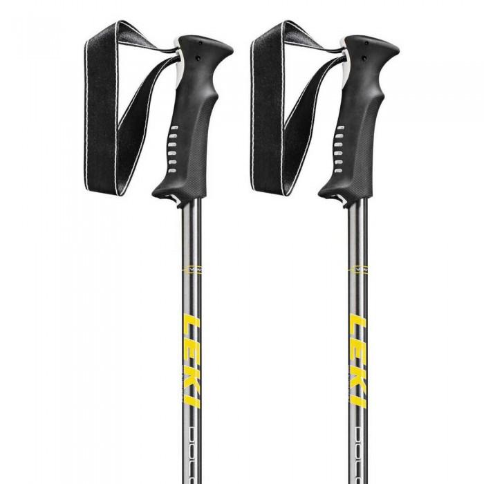 [해외]레키 Dolomit Lite 6137316977 Gun Metal / Yellow / White