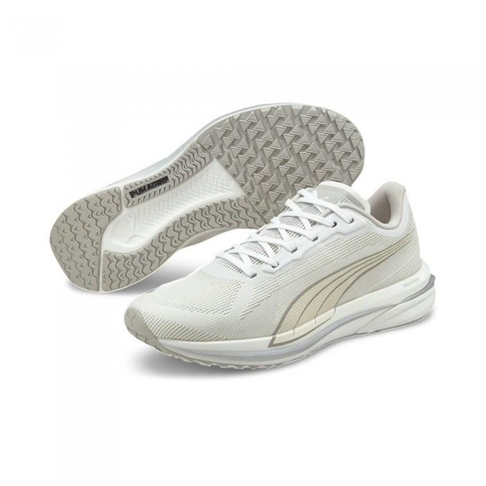 [해외]푸마 Velocity Nitro CoolAdapt 6137920119 Puma White / Puma Silver