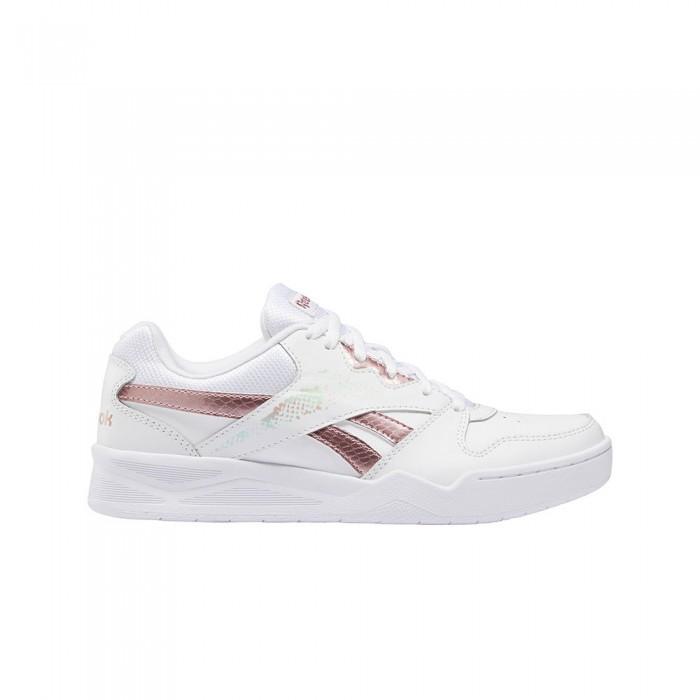 [해외]리복 Royal BB4500 2 Low 6137938929 White / Blush Metal / White