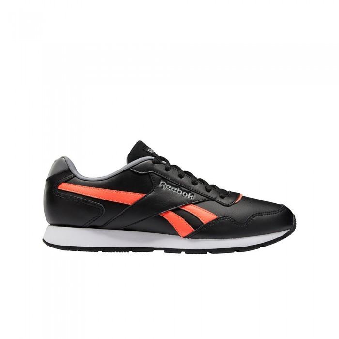 [해외]리복 Royal Glide 6137939122 Core Black / Orange Flare / Pure Grey 5