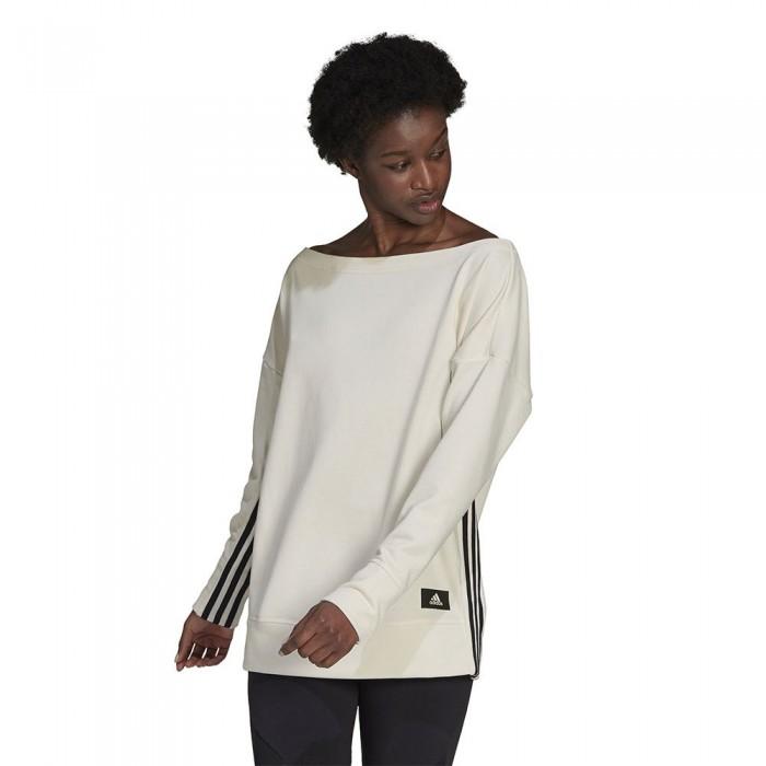 [해외]아디다스 Womens Recycled Cotton Cover-Up 6137925649 Non-Dyed