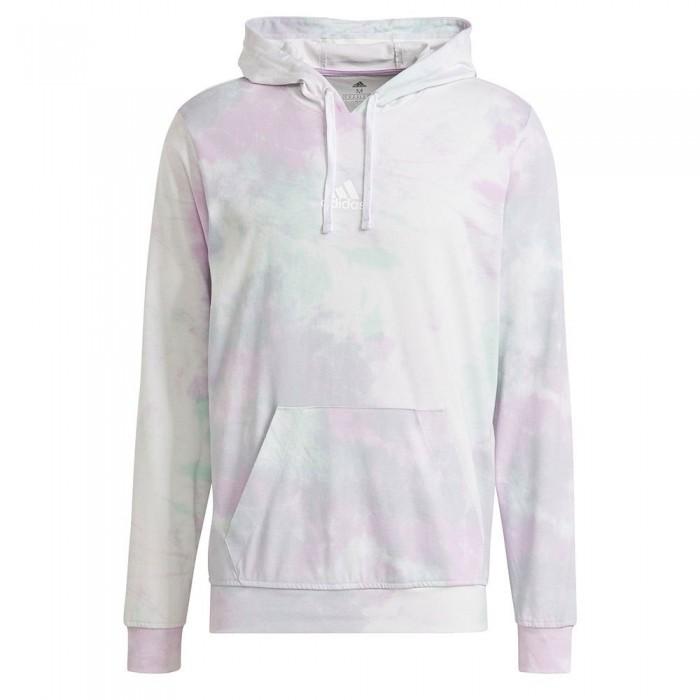 [해외]아디다스 Essentials Tie-Dyed Inspirational 6137927184 Clear Mint / Clear Lilac / White