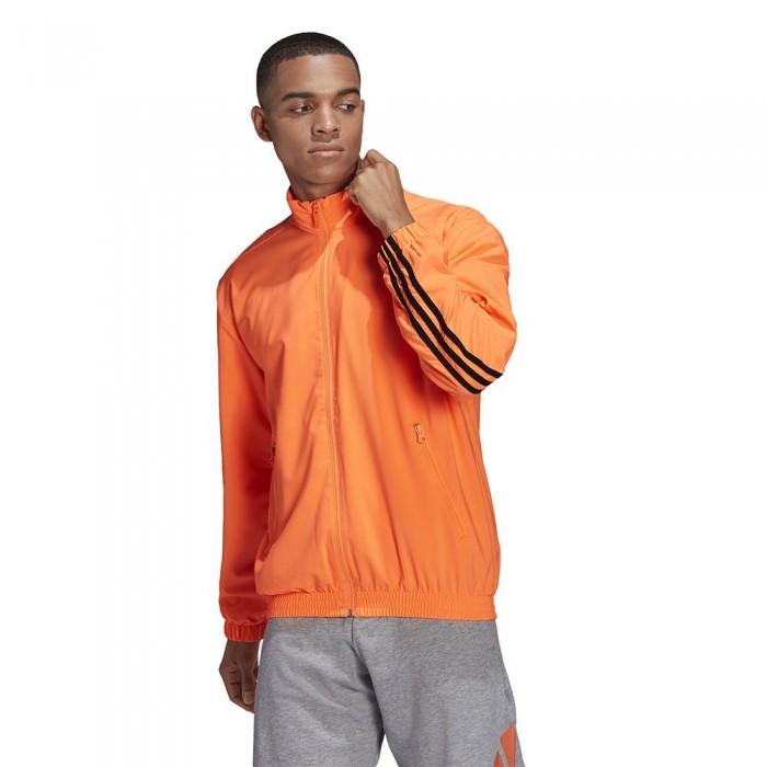 [해외]아디다스 Sportswear 3 Stripes 6137927204 Screaming Orange