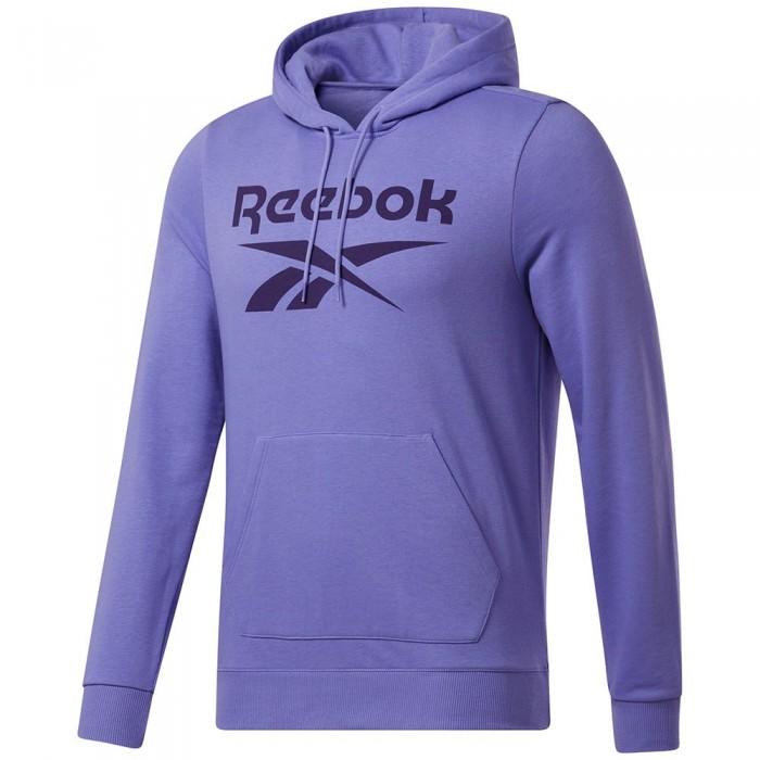 [해외]리복 Identity Big Logo 6137939415 Hyper Purple
