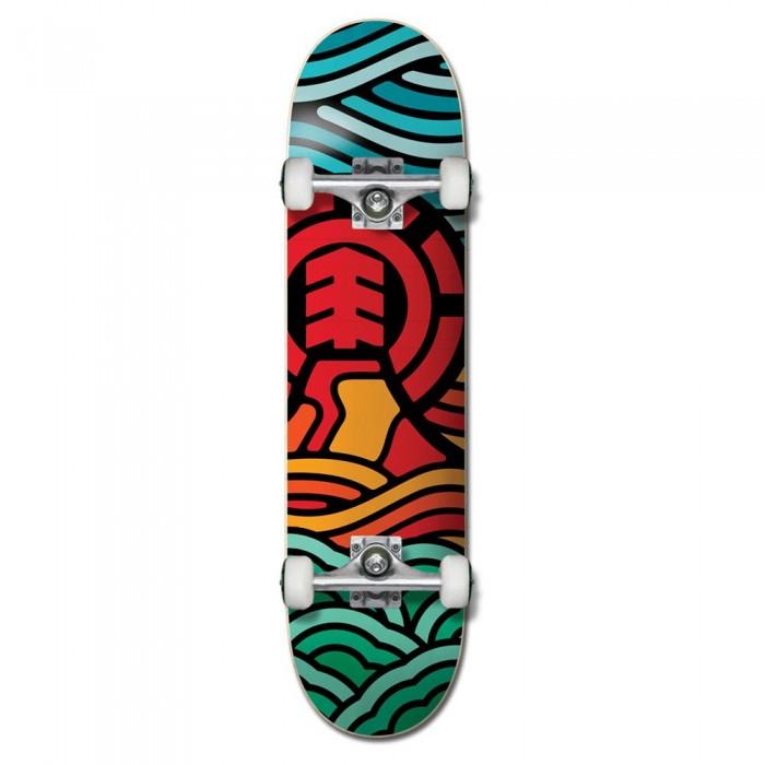 [해외]엘레먼트 Volcanic Skateboard 14137781612 Assorted