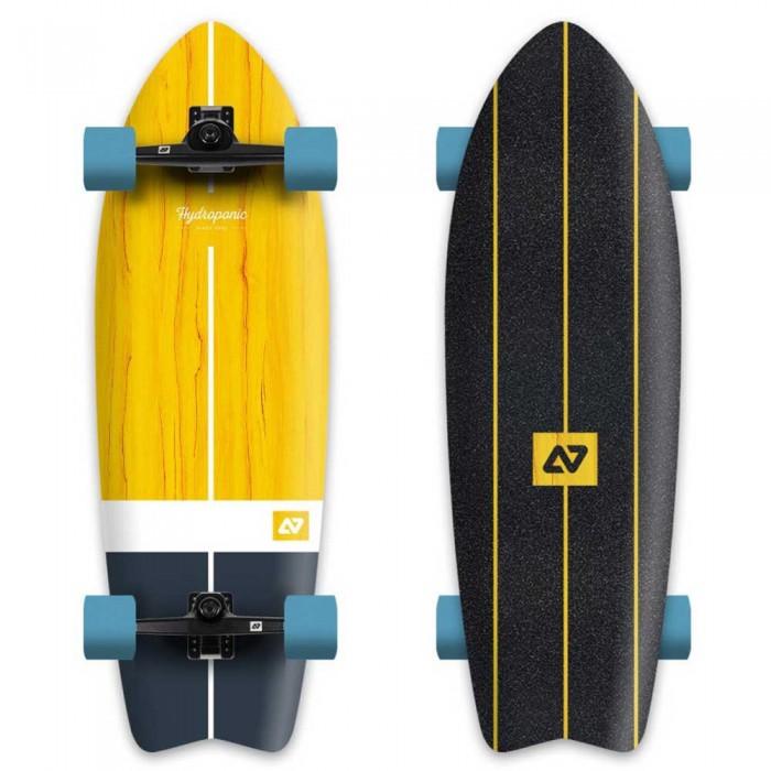 [해외]HYDROPONIC Vintage Skateboard 14137988805 Yellow