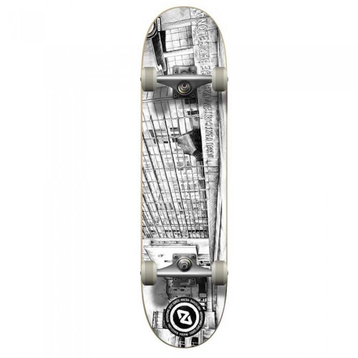 [해외]HYDROPONIC Spot Series Collaboration Skateboard 14137988809 Macba