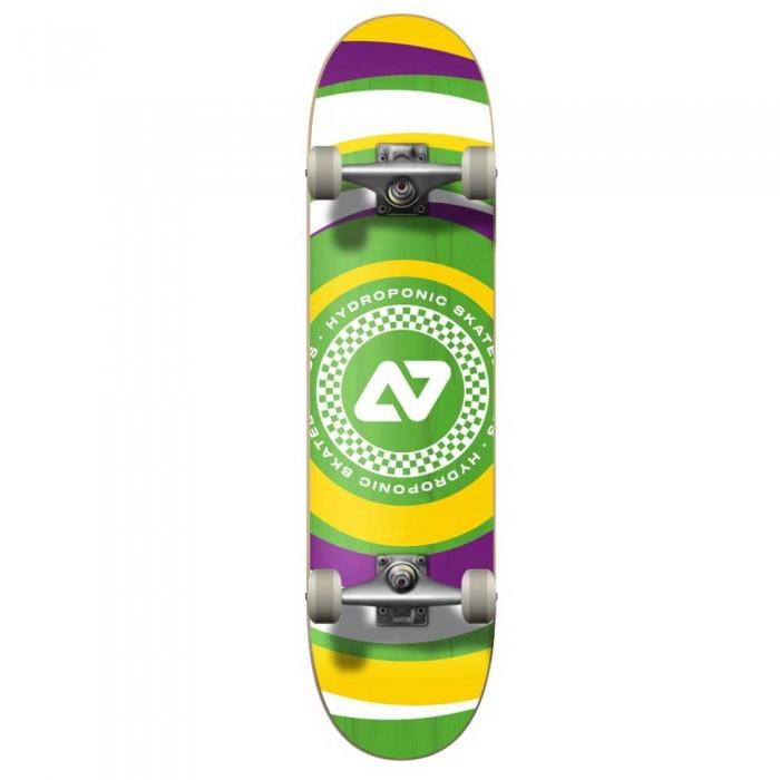 [해외]HYDROPONIC Circular Skateboard 14137988811 Yellow / Green