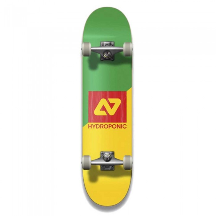 [해외]HYDROPONIC Pills Collaboration Skateboard 14137988812 Rasta
