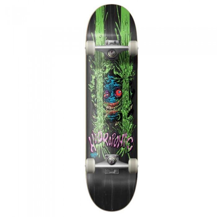 [해외]HYDROPONIC Critter Skateboard 14137988813 Black