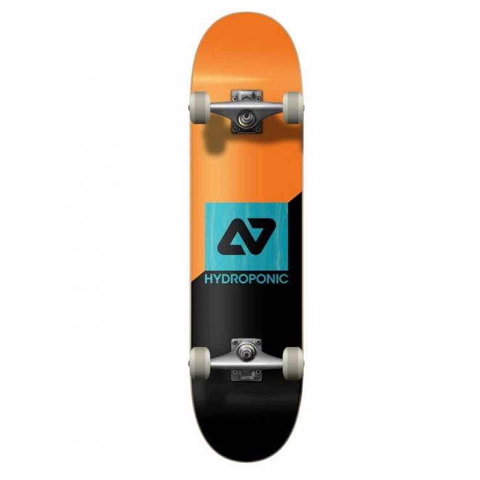 [해외]HYDROPONIC Pills Collaboration Skateboard 14137988817 Black / Orange