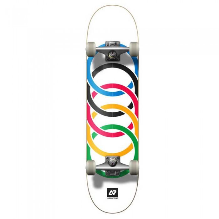 [해외]HYDROPONIC Olympic Games Skateboard 14137988822 White