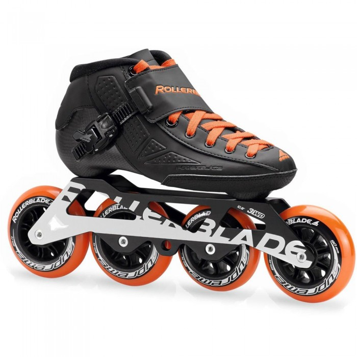 [해외]롤러블레이드 Powerblade Junior 14137759729 Black / Orange