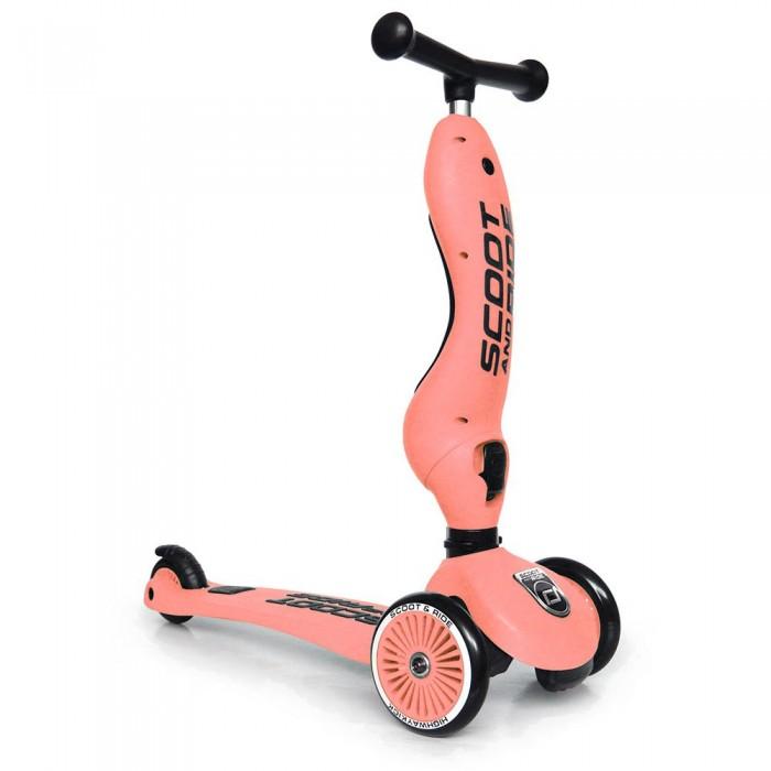 [해외]SCOOT & RIDE Highwaykick One Scooter 14137509596 Peach