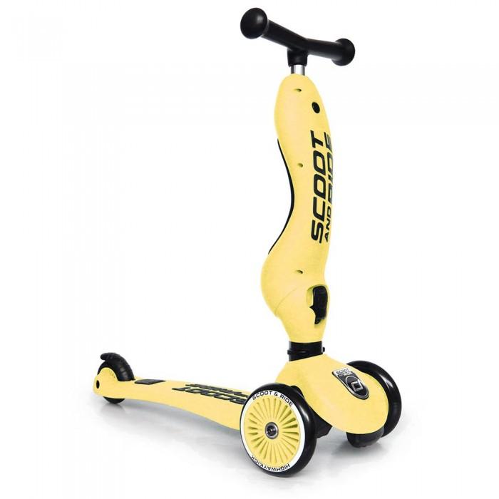 [해외]SCOOT & RIDE Highwaykick One Scooter 14137509597 Lemon