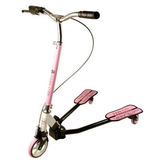 [해외]PARK CITY Frog Refurbished Scooter 14138047150 Pink