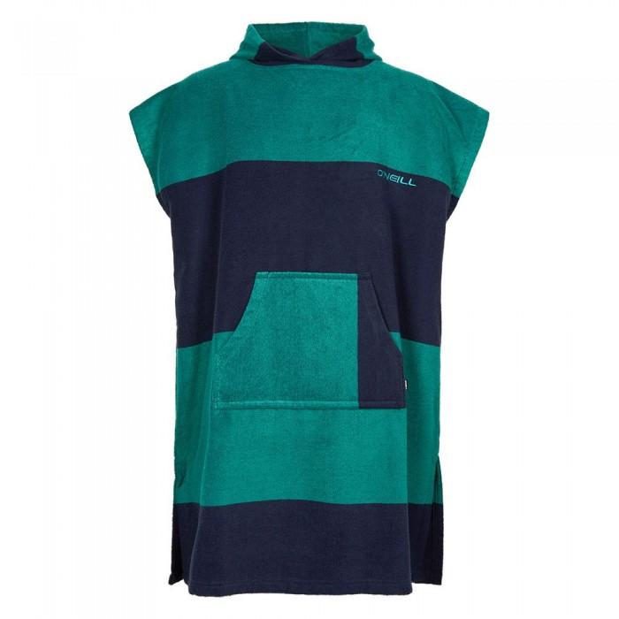 [해외]오닐 Jack´s Logo Poncho 14137945783 Green All Over Print