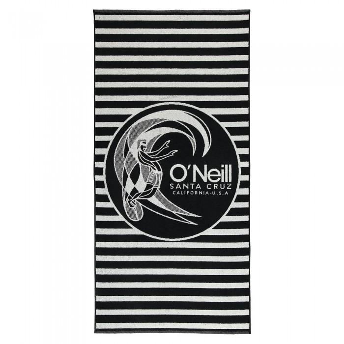 [해외]오닐 Logo Towel 14137945789 Black Out