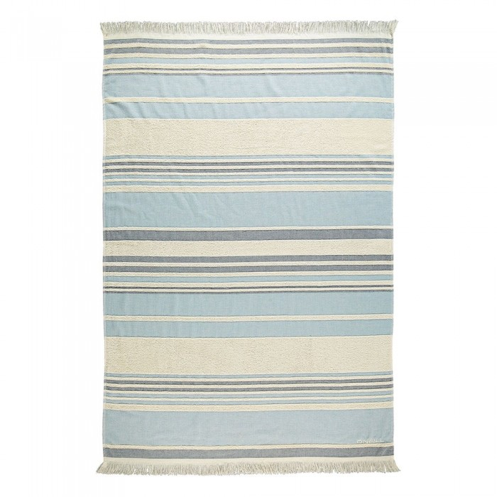[해외]오닐 Jaquard Striped Towel 14137946397 Forever Blue