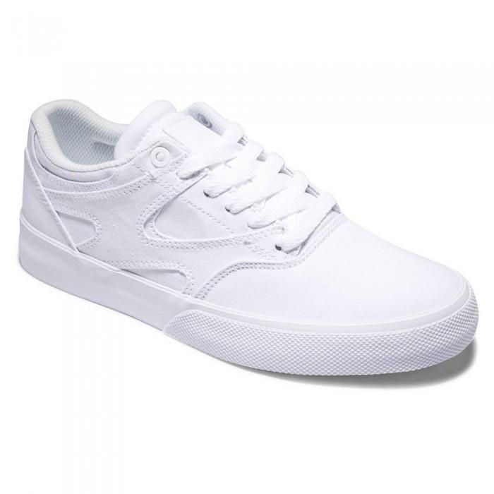 [해외]DC슈즈 Kalis Vulc 14137896976 White / White