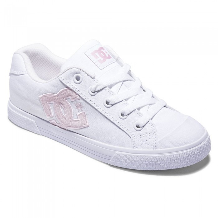 [해외]DC슈즈 Chelsea 14137897225 White / Pink / White