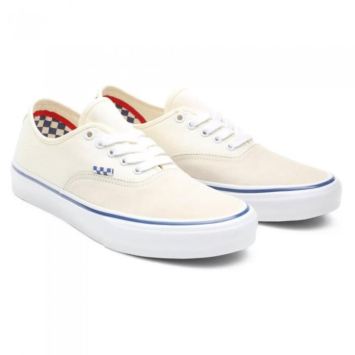 [해외]반스 Skate Authentic 14137950095 Off White