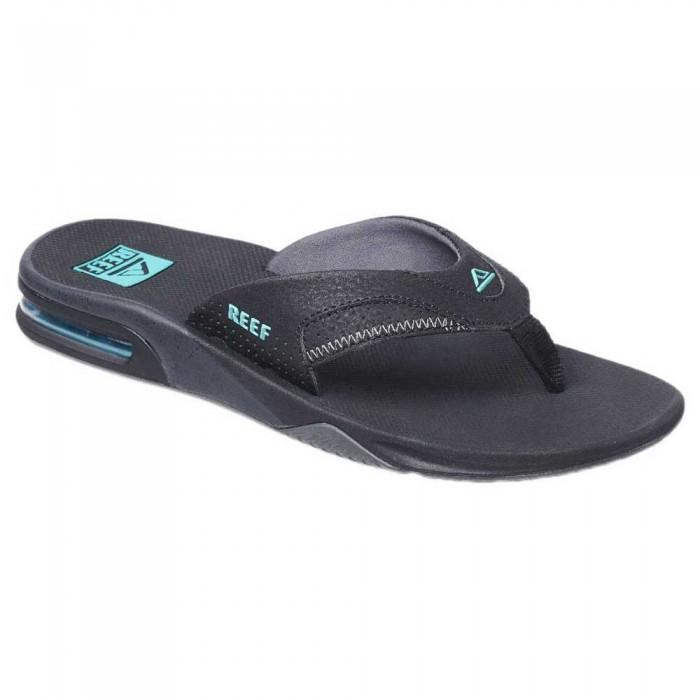 [해외]리프 Fanning Flip Flops 14137815129 Neon Blue / Misc
