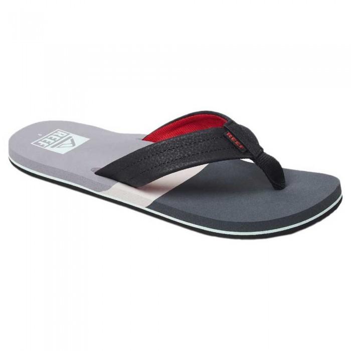 [해외]리프 Tri Waters 14137815299 Grey / Red / Medium Grey