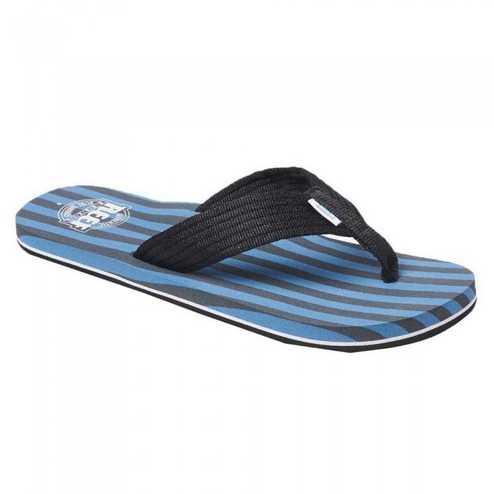 [해외]리프 Original Stripes 14137815304 Blue / Black / Medium Blue