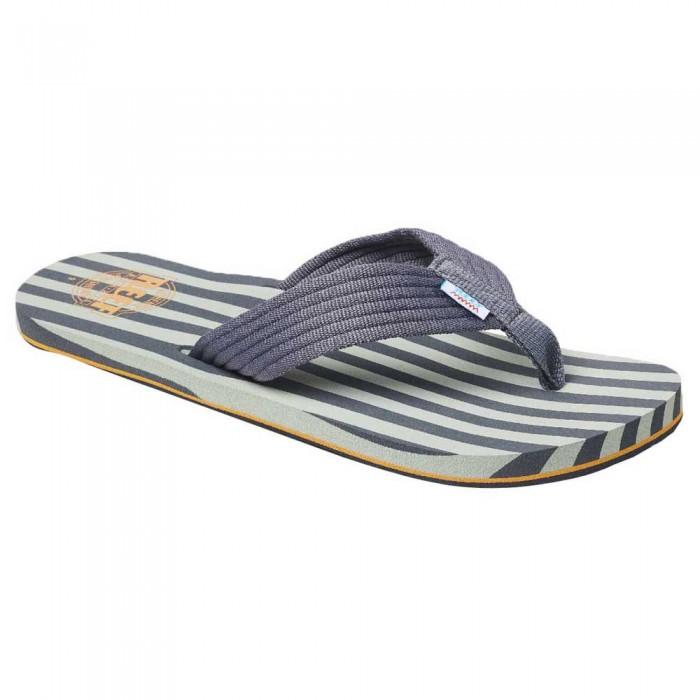 [해외]리프 Original Stripes 14137815305 Grey / Green / Medium Grey