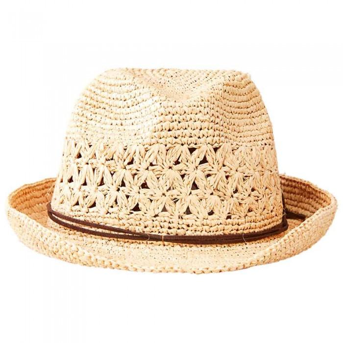 [해외]립컬 Crochet Straw Fedora 14138045171 Natural