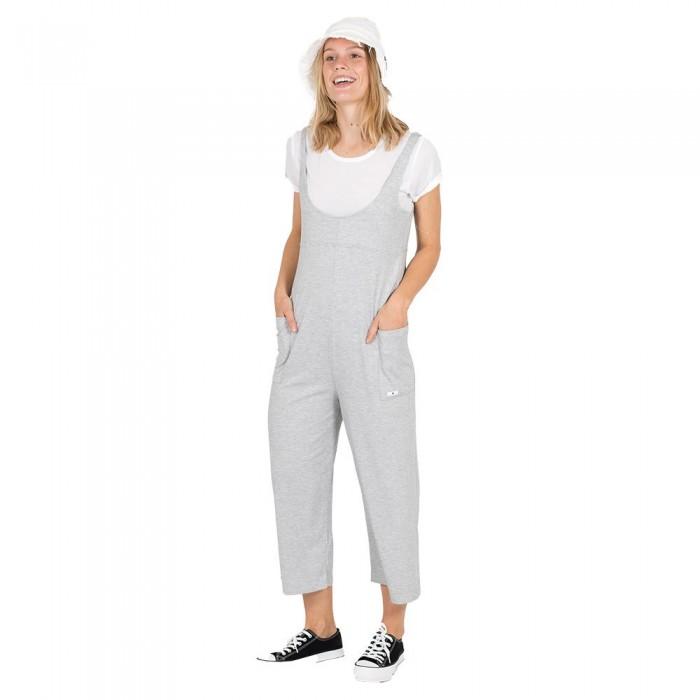 [해외]헐리 Rib Jumpsuit 14137493851 Grey Heather