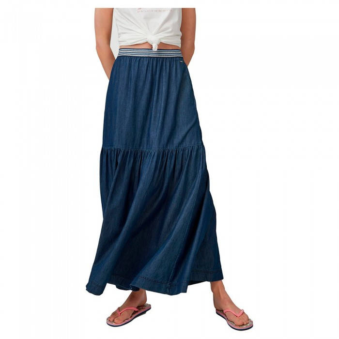 [해외]오닐 Vacationer Skirt 14137946084 Dusty Blue